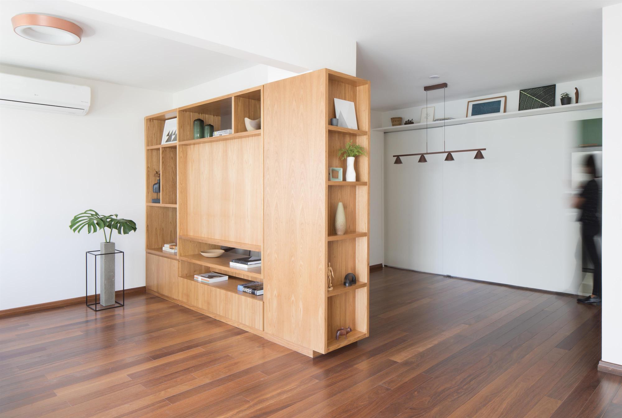 Galeria De Apartamento Carretel Eixo Z Arquitetos 2