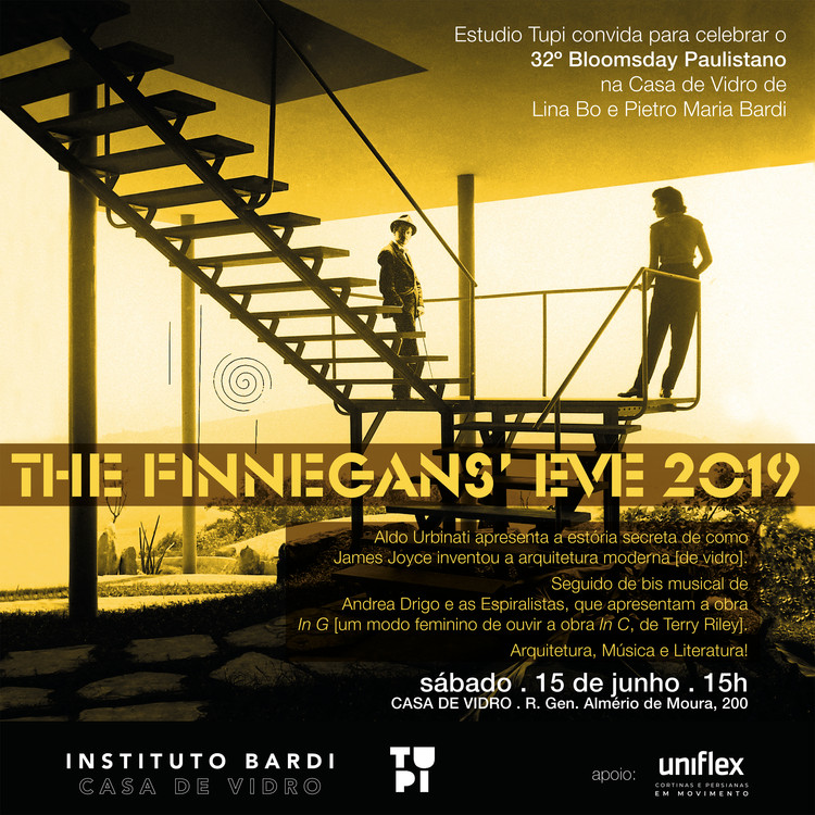 The Finnegns' Eve 2019