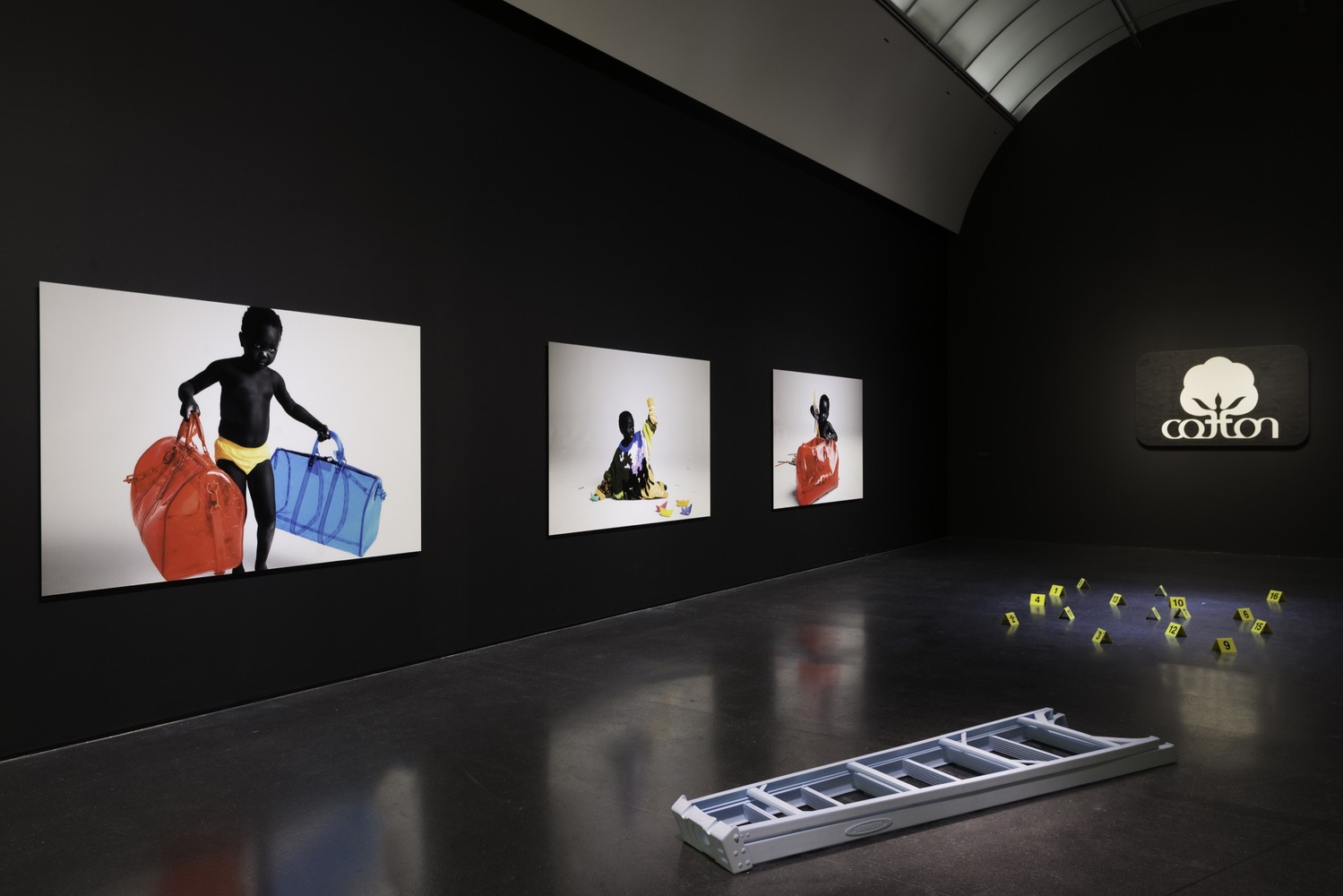 Gallery of AMO Helps to Curate Virgil Abloh Exhibition for