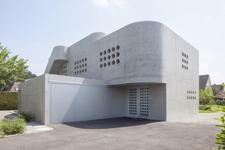 Neuhofweg House / Beck + Oser Architekten, © Börje Müller
