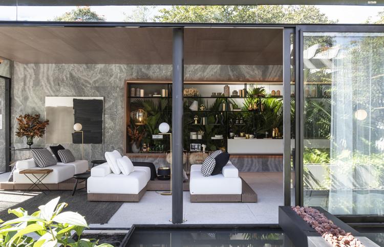 Casa Grão / Très Arquitetura, © Evelyn Müller