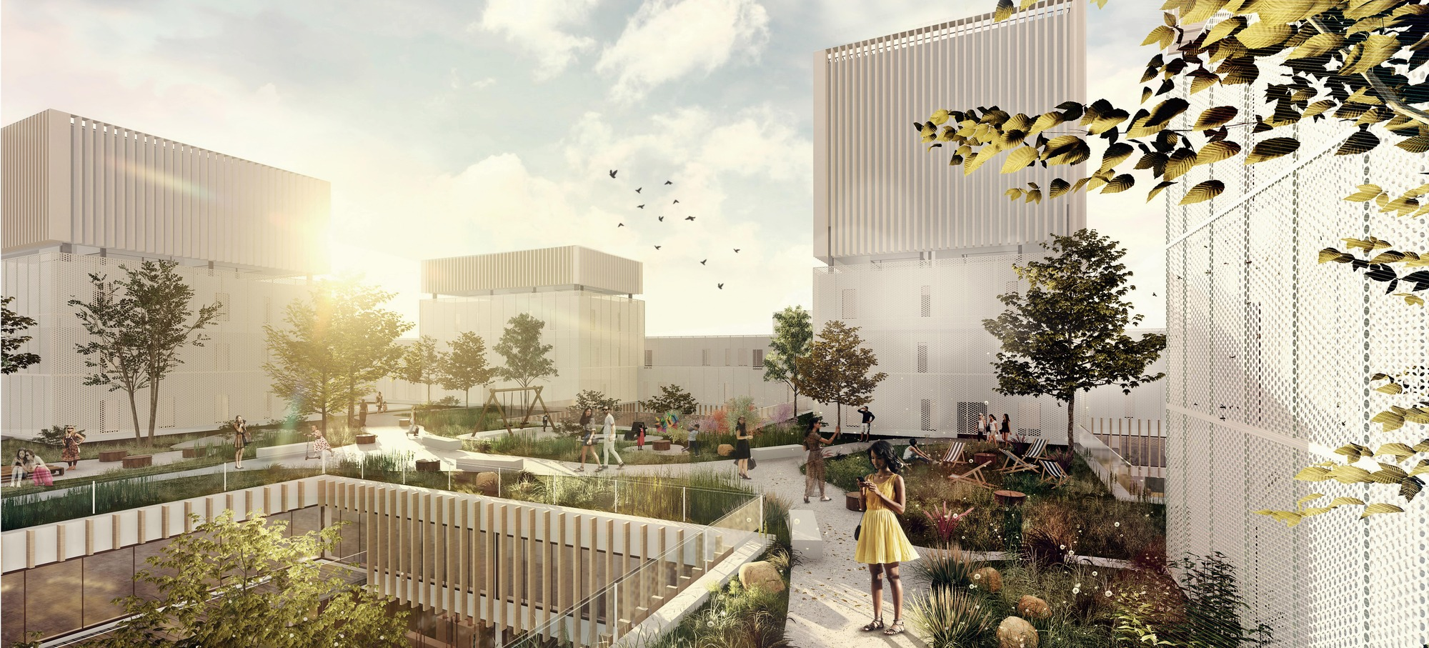 Saint Gobain Announces Winners Of International Student Design Competition Archdaily