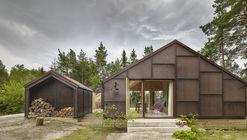 Casa de madera contrachapada Kaggeboda / AndrénFogelström Kaggeboda
