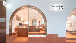 HER Shop / CLAP Studio
