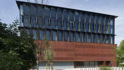 Black Diamond / Pranlas-Descours Architectes-Urbanistes
