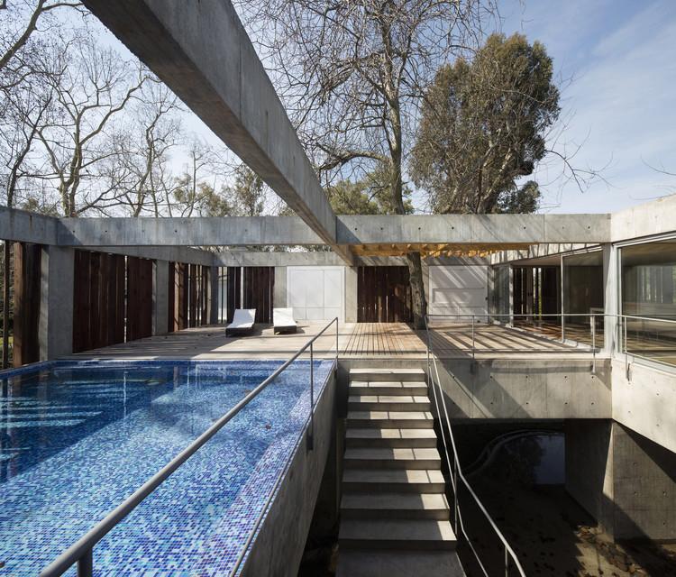 Casa del árbol / Estudio Botteri-Connell, © Gustavo Sosa Pinilla
