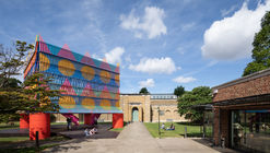 The Colour Palace Pavilion / Pricegore + Yinka Ilori