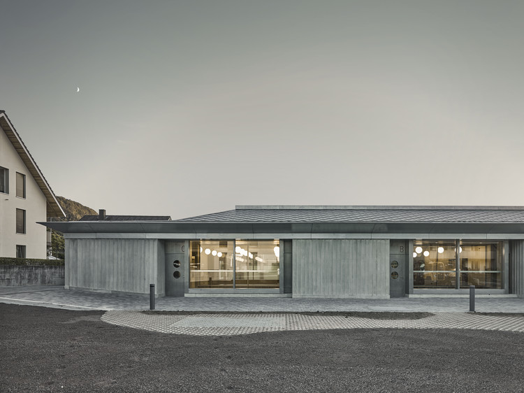 Kindergarten Würenlingen / Malte Kloes Architekten + Estrada Reichen Architekten, © Lukas Murer