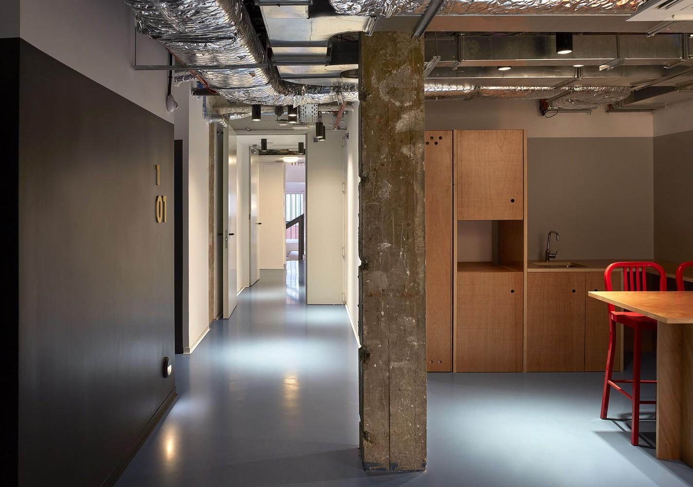 Residencia de estudiantes en Don Ramón de la Cruz / Padilla Nicás Arquitectos
