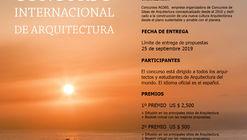 """Convocatoria para Concurso de Ideas """"Hotel ZEN Lighthouse"""""""