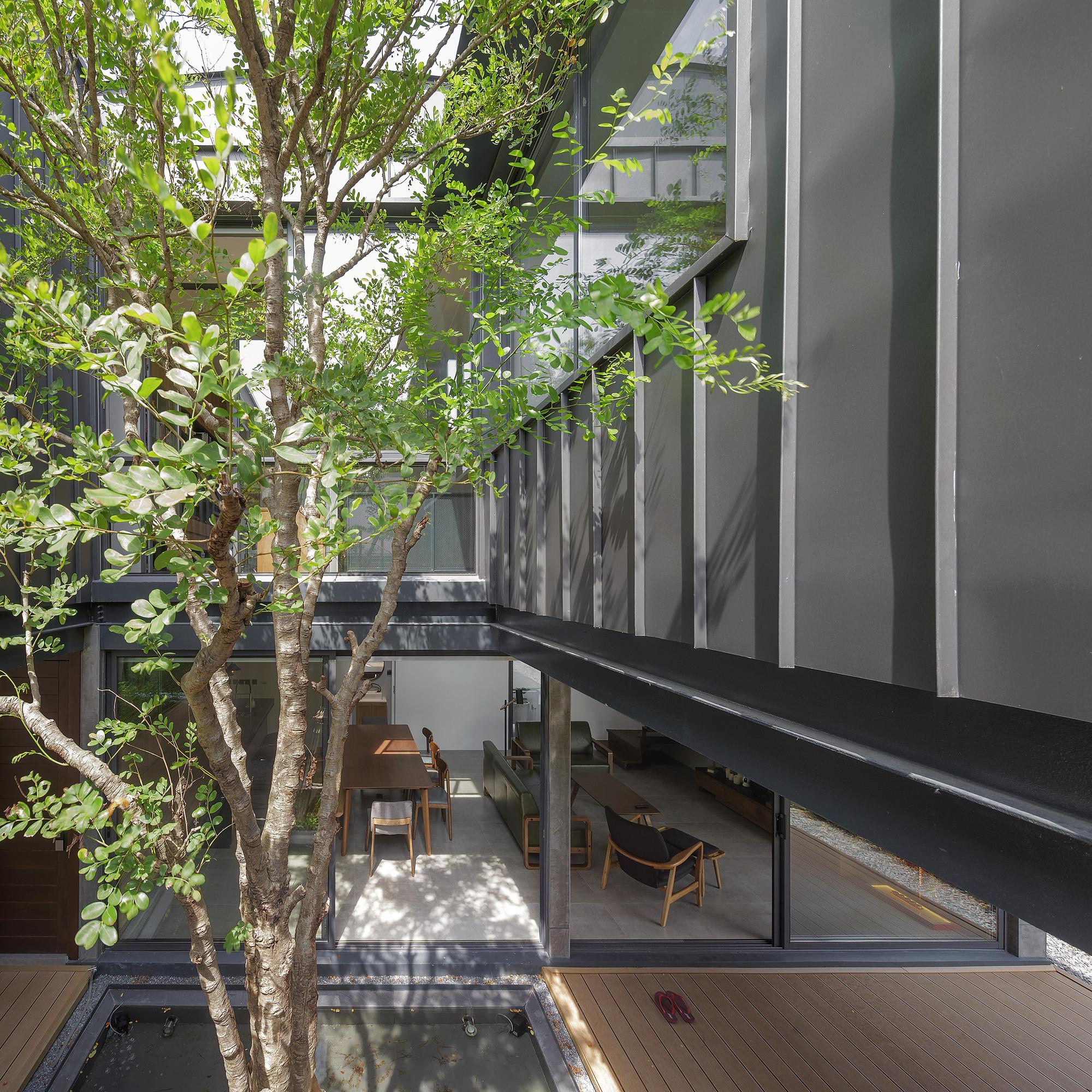 MP House / I Like Design Studio