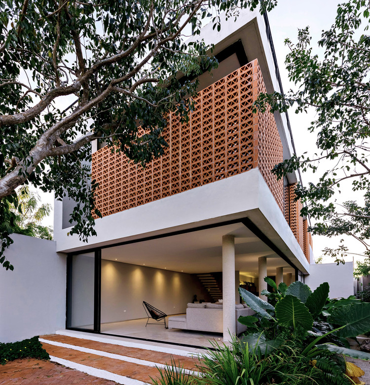 Casa primera / MS Architettura, © Tamara Uribe