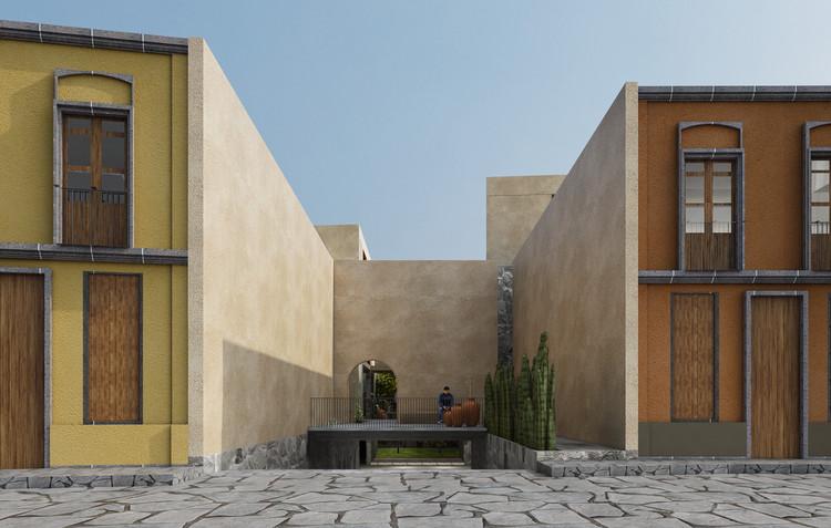 Resultados del décimo primer taller de diseño arquitectónico 'Vivienda Multifamiliar' por Cota Paredes Arquitectos, © Gema Lorena Rivera Villanueva