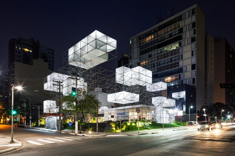 POD Rebouças / FGMF Arquitetos, © Rafaela Netto