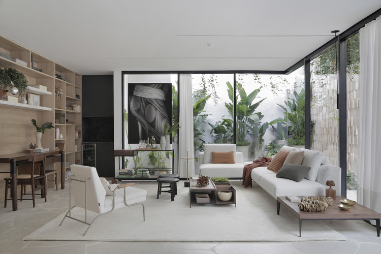Casa Conecta / Ticiane Lima Arquitetura & Interiores, © Denilson Machado – MCA Estúdio