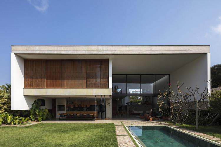 Casa L2 / Telles Arquitetura, © Leonardo Finotti