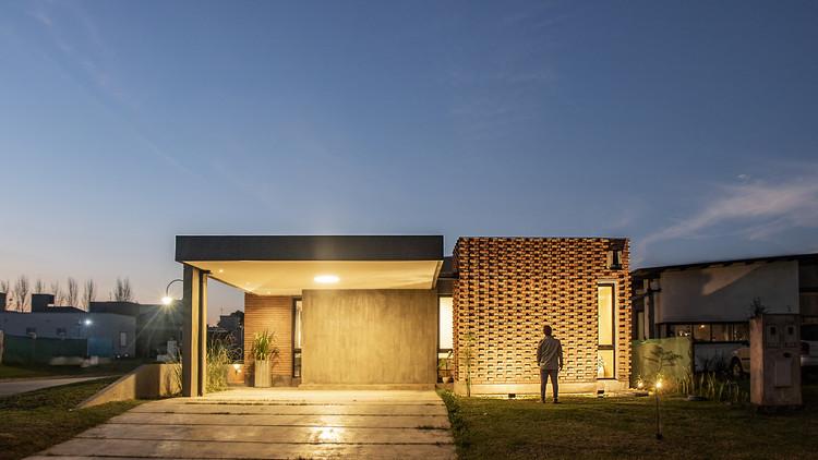 Quintas House / Etéreo Arquitectos, © Jimena Montenegro