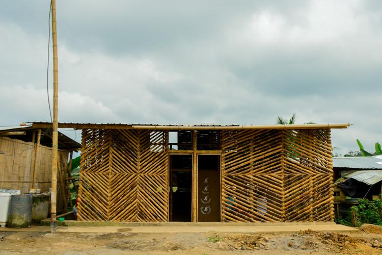 The House of Meche: Workshop of Local Construction Practices / ENSUSITIO Arquitectura, Cortesía de Ensusitio Arq