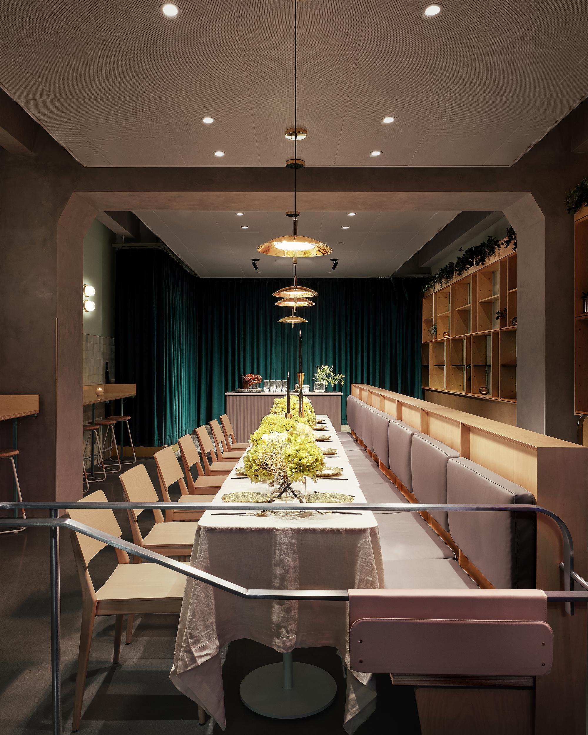 Gallery Of Junzi Kitchen Chinese Restaurant Xuhui Zhang 4