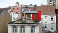 Hofstraat House Addition / Dierendonckblancke Architects