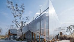 The Luxelakes Tourist Center  / HC+2 Studio
