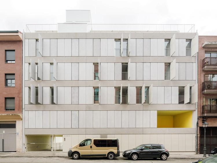 Edificio Elcano / FRPO Rodriguez & Oriol, © Imagen Subliminal