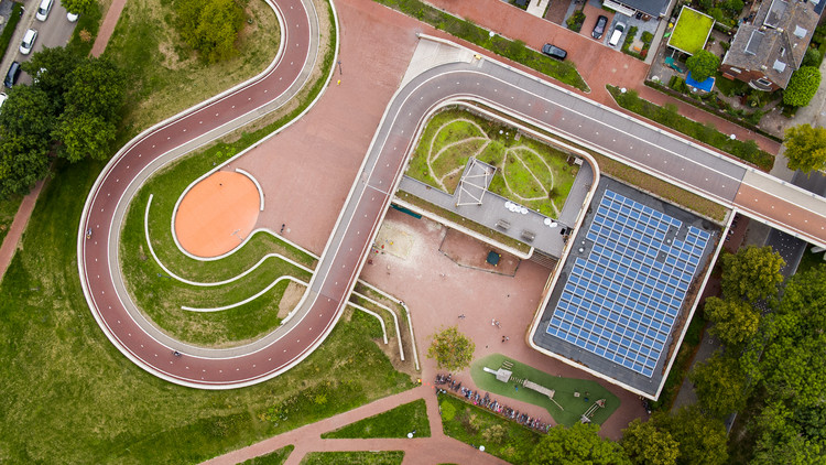 Dafne Schippersburg Bridge / NEXT architects and rudy uytenhaak + partners architecten, © Marcel IJzerman
