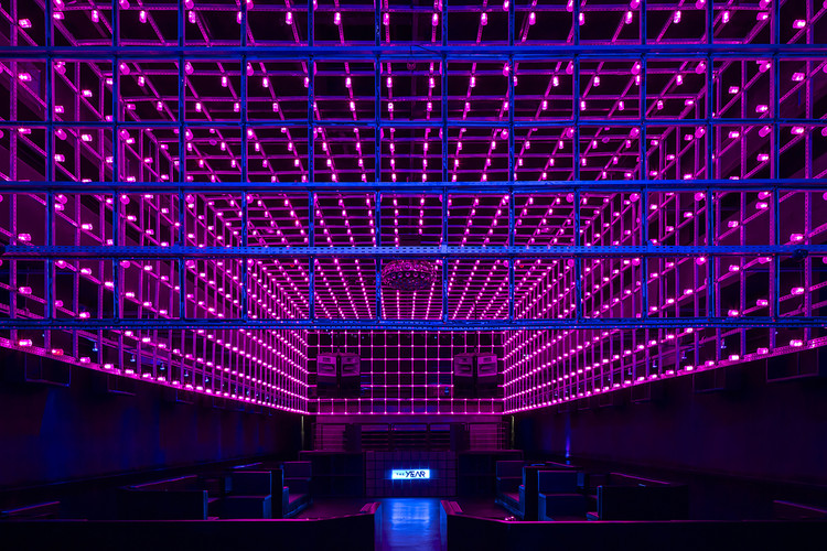 Arquitetura Dançante: 11 Baladas e Discotecas, © Fran Parente