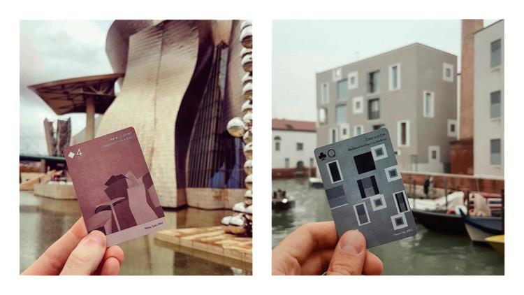 Se lanza la segunda edición de SCALA: una serie de naipes que reflejan hitos de arquitectura contemporánea, Cortesía de Arquitectura a Contrapelo