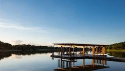 Pavilhão Flutuante / Bruno Rossi Arquitetos