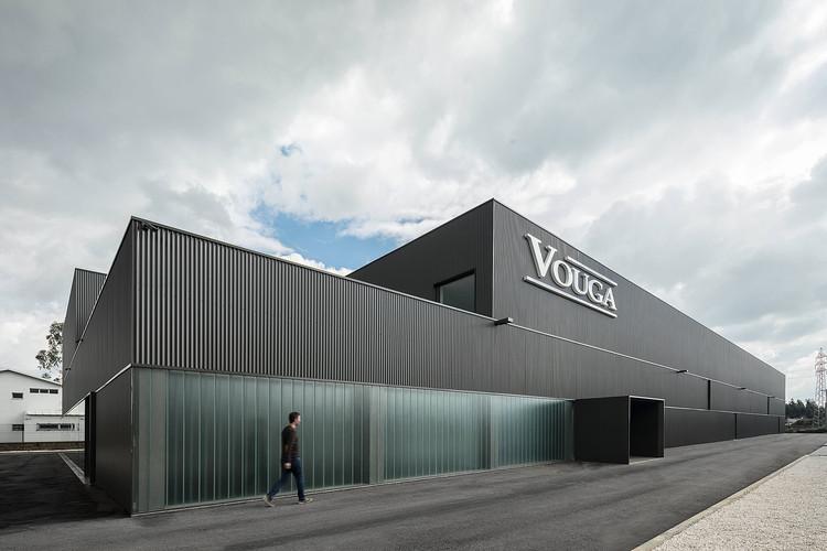 Vouga Building / nu.ma | unipessoal, © Ivo Tavares Studio