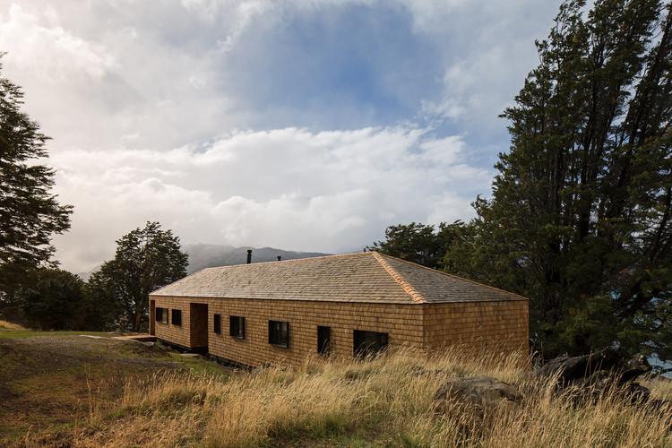 Casa sombreros  / SAA arquitectura + territorio, © Nico Saieh