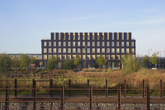 TERENEO Offices / Béal & Blanckaert
