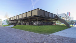 Coffee and Bikes / BureauVanEig + Biq architecten
