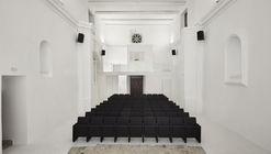 Transformación de la iglesia de San Rocco en teatro / Luigi Valente + Mauro Di Bona