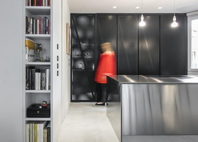 Hemingway Martini Apartment / Ciclostile Architettura + Edoardo Morelli, © Fabio Mantovani