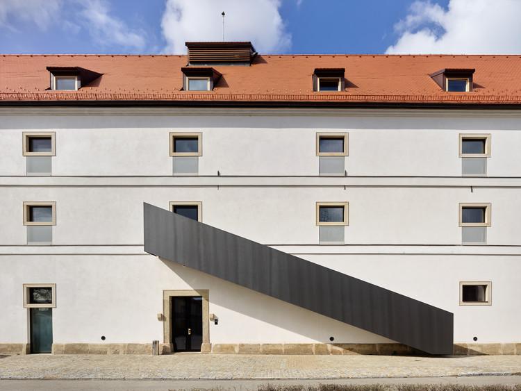 Lotrinský Hotel / EA Architekti, © KIVA - Vladimír Novotný