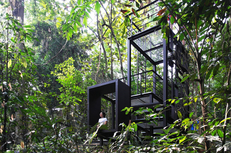 Catálogo de la naturaleza / Garis Architects + GAde Design Workshop, © Steven Ngu Ngie Woon