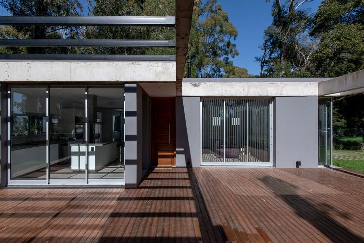 Casa Valente / Moirë arquitectos, © Diego Medina