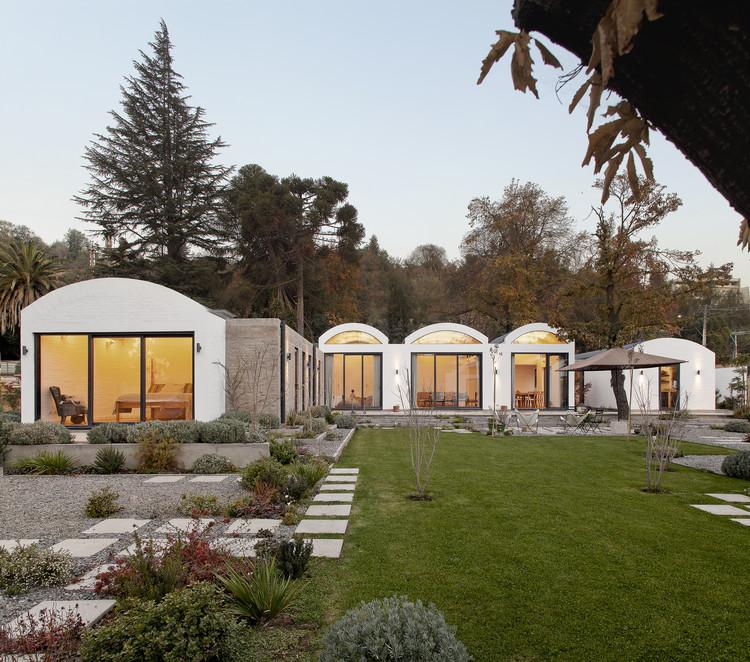 Casa Abóboda / Olimpia Lira, © Tomás Rodríguez