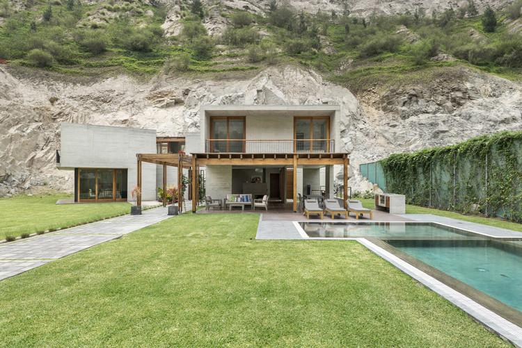 MEC House / Francisco Dulanto Carbajal, © Renzo Rebagliati