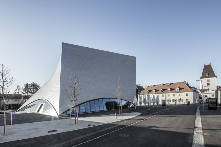 State Gallery of Lower Austria / Marte.Marte Architects, © Roland Horn