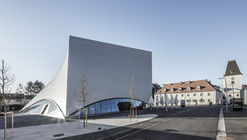 State Gallery of Lower Austria / Marte.Marte Architects