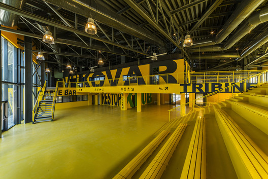 Swimming Pool Vukovar / Turato Architects