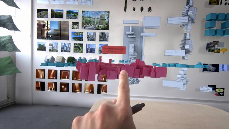 BIG, UNStudio and Squint/Opera Launch AR Design Tool, © Squint / Opera