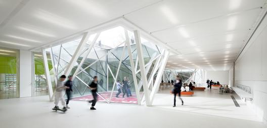 The Munkegaard School / Dorte Mandrup Arkitekter