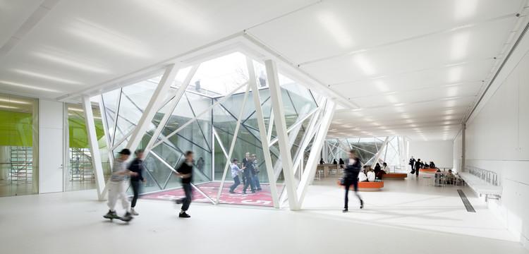 Escola Munkegaard / Dorte Mandrup Arkitekter, © Adam Mørk