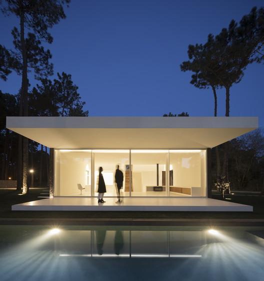 Herdade da Aroeira House / BICA Arquitectos