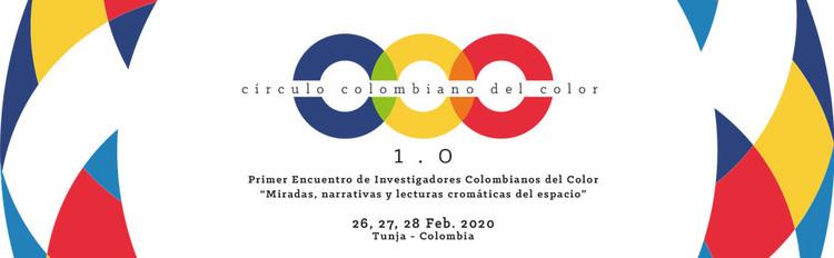 Primer encuentro de investigadores colombianos del color: miradas, narrativas y lecturas cromáticas del espacio