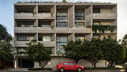 DPS Apartments / Estudio MMX + Olga Romano